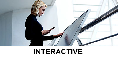 Interactive Dashboard Technology
