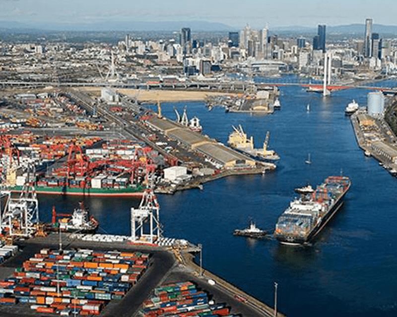 Swanston-Dock
