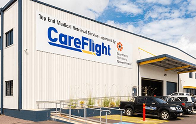Transport---Care-Flight-Aeromedical-Facility